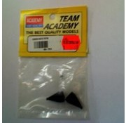 ACADEMEY HOBBY CO TEAM ACADEMY PUSHROD BOOTS TRITON