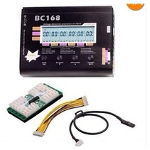 BC168 1-6S 8A 200W Super Speed Balance Charger/Discharger 12V DC INPUT  ( OPTIONAL POWER SUPPLY AVAILABLE )