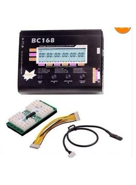 IMAX BC168 1-6S 8A 200W Super Speed Balance Charger/Discharger 12V DC INPUT  ( OPTIONAL POWER SUPPLY AVAILABLE )