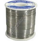 WES COMPONENTS 1.0MM SOLDER 500GR ROLL 60/40  ( CONTAINS LEAD )