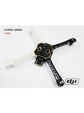 DJI DJI FLAME WHEEL F450 ELEGANT MULIT ROTOR AIR FRAME ONLY