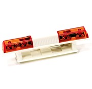 INTEGY ACE T4 REALISTIC ROOF TOP FLASHING LIGHT LED WITH PLASTIC HOUSING 1/10 SCALE