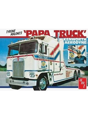 AMT AMT 1/25 Tyrone Malone Kenworth Transporter Papa Truck