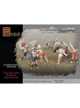 PEGASUS PEGASUS 1/72 GLADIATORS 1ST CENTURY AD