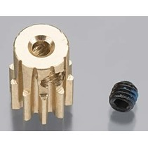 DROMIDA PINION GEAR 10T 0.6M 2mm SHAFT