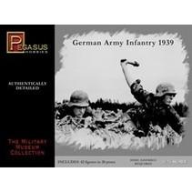 PEGASUS 1:76 GERMAN ARMY INFANTRY 1939