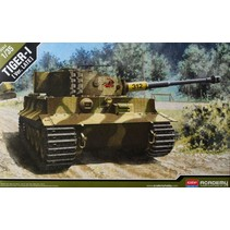 ACADEMY 1/35 TIGER-1 LATE VERSION