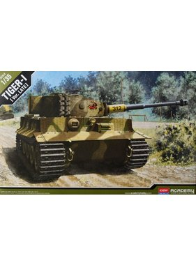 ACADEMEY ACADEMY 1/35 TIGER-1 LATE VERSION