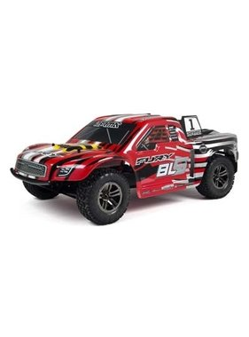 ARRMA ARRMA FURY BLS SHORT COURSE TRUCK BRUSHLESS RTR