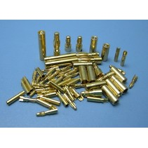 HY GOLD CONTACTS 5mm MALE ONLY (10PK)<br />