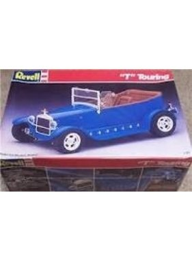 REVELL REVELL T TOURING  1/25 SCALE  7144
