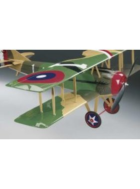GREAT PLANES GREAT PLANES SPAD X111 ELECTRIC POWERED SPORTS SCALE MODEL ELECTRIFLY 34""