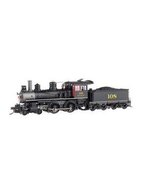 BACHMANN BACHMANN SPECTRUM HO 80104 Baldwin Modern 4-4-0, Seaboard #108 (DCC Equipped)