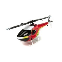 BLADE RED BLACK YELLOW FAI CANOPY 130X