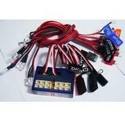 ACE IMPORTS ACE R/C LED LIGHT KIT FOR RC CAR