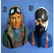 HY MODEL ACCESSORIES HY JET PILOT 75 x 46 x 76 1/6<br />( OLD CODE HY310601 )