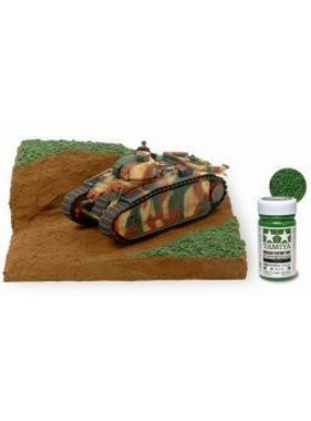 TAMIYA TAMIYA GRASS GREEN GRIT EFFECT TEXTURE PAINT