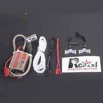 RCEXL SINGLE IGNITION MEDIUM FOR NGK-BMR6A-14mm 90 DEG 4.8V-8.4V