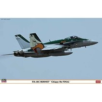 "F/A - 18C Hornet """"CHIPPY HO FINAL"""" - Hasegawa"