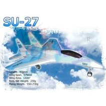 HY FOAM SU27 BIG MODEL REQUIRES 2 X HY 03-0601 FAN UNITS WITH BRUSHLESS MOTORS<br />( OLD CODE HY280301 )