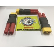 ACE IMPORTS ACE ADAPTER HXT 4mm BATTERY TO XT60 DEVICE