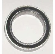 BEARINGS BEARING 21 x 15 x 4 ( 2RS )<br />RUBBER SEALED 6702-2RS