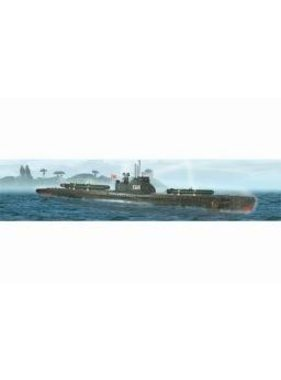 LINDBERG LINDBERG IMPERIAL JAPANESE NAVY C-3 SUB NO. I-35 & TYPE 1 KAITEN TORPEDOS INCLUDES 6 COMPLETE SUBS