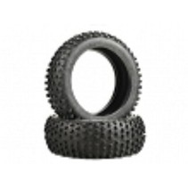 HOT BODIES 1/8 BUGGY TIRES FOR RACING  LIGHTNING, LIGHTNING2 PRO, LIGHTNING2 RR  HBC8032