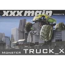 XXX MAIN MONSTER TRUCK X DVD