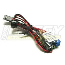 INTEGY SBEC 3A AND LOW BATTERY WARNING SYSTEM
