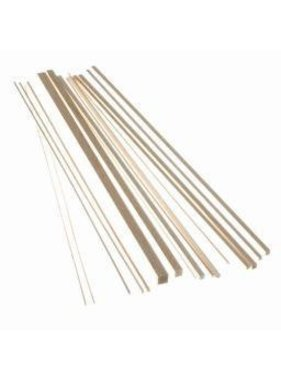 PRB 3643 BALSA SQ 6.5 X 6.5 X 915mm RED