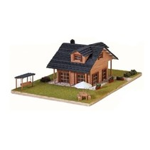 ARTESANIA MODERNO CHALET WITH SWING 1:72