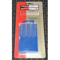 SQUADRON TOOLS DRILL BIT SET WITH 20 SIZES FROM 61-80