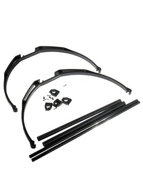 CHINA ELECTRONICS QUADCOPTER HEXACOPTER DIY UNIVERSAL 200MM TALL LANDING SKID GEAR STAND KIT  S-CHT-1362