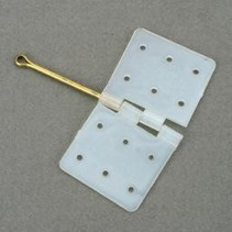 DUBRO HEAVY DUTY HINGES IDEAL FOR 1/4 SCALE  DUB257