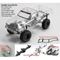 RC4WD 1/10 Yota RTR Scale Truck