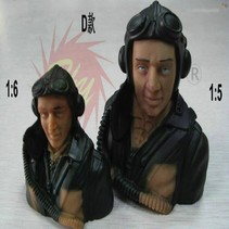 HY 1:6 SCALE JET PILOT 75 X 42 X 75mm