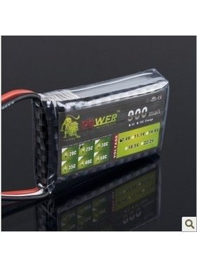 LION POWER - TIGER POWER LIPOS LION POWER LIPO 25C 7.4V 900mah READ SAFETY WARNING BEFORE USE 16.6x30x58mm  51gr SOLD WITH JST PLUG
