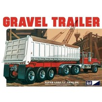 "AMT GRAVEL TRAILER 12"" LONG"