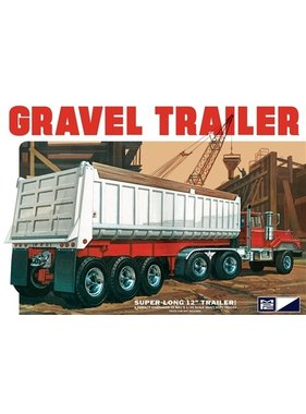 "AMT AMT GRAVEL TRAILER 12"" LONG"