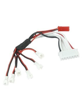 RAKONHELI RAKONHELI CHARGING CABLE NANO CP, INDUCTRIX BATTERIES 6 WAY WITH BALANCE CABLE