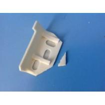 AUSLOWE R series mack air cleaner brackets left side