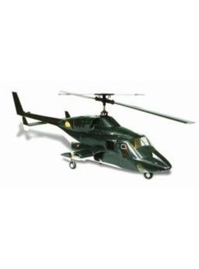 CENTURY HELI CENTURY HAWK III AIRWOLF UNPAINTED 30 SIZE WITH MECHANICS SPECIAL $450.00