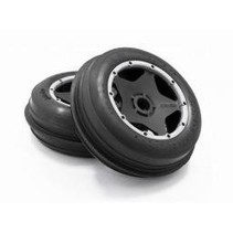 HPI MOUNTED SAND BUSTER WITH RIM FRONT
