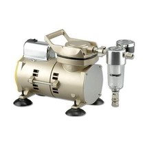 SPARMAX AIR COMPRESSOR  AC-100 HIGH FLOW<br /> MOTOR 1/6 HP AC<br /> AIRFLOW 23 lpm<br /> Weight 3.4kg <br /> <br /> Includes :<br /> Water Trap <br /> Pressure Guage <br /> Adjustable Pressure<br /> Cotton Covered Airhose