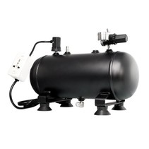 SPARMAX 5300ml AIR TANK WITH PRESSURE GAUGE & SAFETY CUTO OFF SWITCH SUITS COMPRESSORS