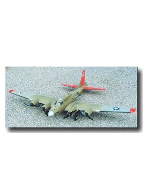 BRODAK DARE B17 FLYING FORTRESS ELECTRIC RC KIT 75.5'' WINGSPAN
