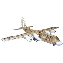 DARE AC-130 LOCKHEED MARTIN ELECTRIC RC KIT 60'' WINGSPAN