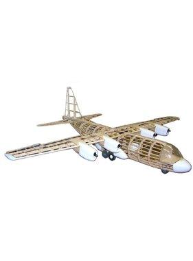 BRODAK DARE AC-130 LOCKHEED MARTIN ELECTRIC RC KIT 60'' WINGSPAN