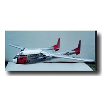 DARE C119 FLYING BOXCAR ELECTRIC RC KIT 49.5'' WINGSPAN